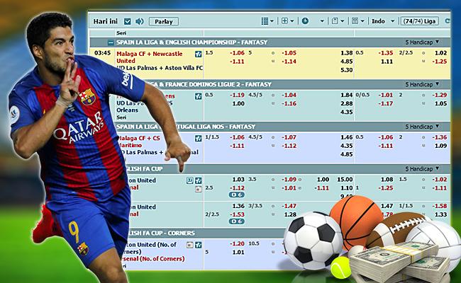 Langkah-Langkah Cepat Kaya Dalam Bermain Judi Bola Online
